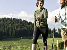 Північна ходьба  – мінус 600 ккал/год