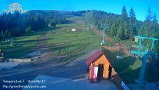 Вебкамери гірськолижних трас