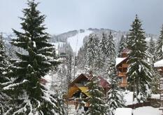 Отдых зимой в Карпатах: курорт Пилипец